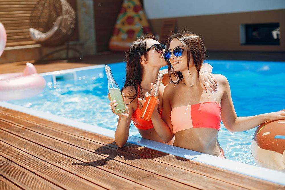 gay pool parties