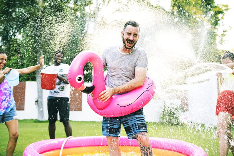 Why Should You Have Gay Pool Parties?